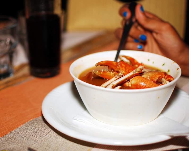 best restaurant in Mauritius, chez tino mauritius