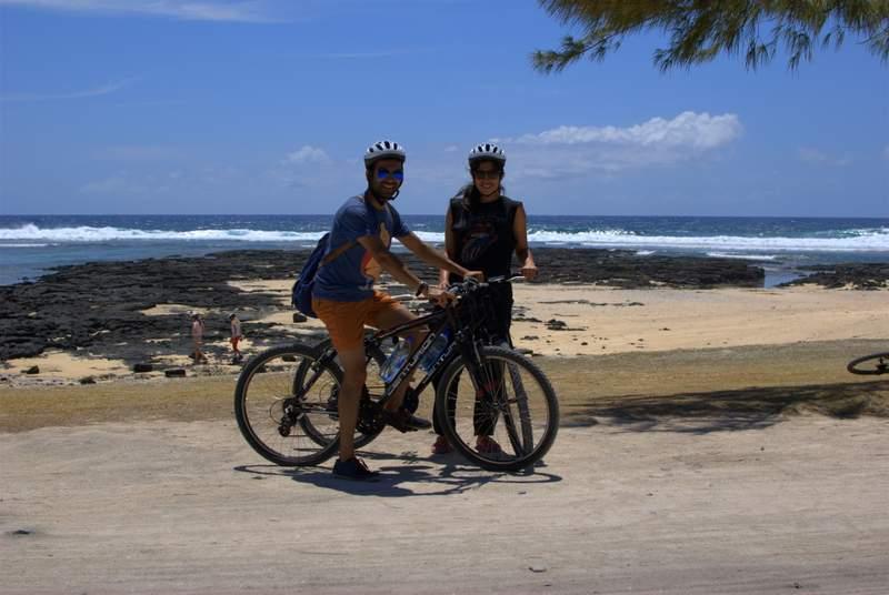 Bike Ride Tour Mauritius 2