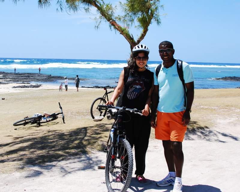 Bike Ride Tour Mauritius