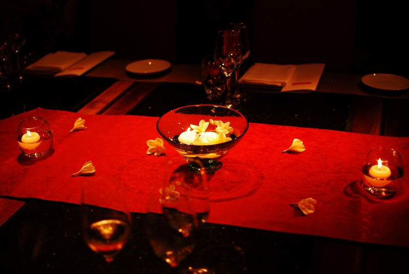 Lux* Belle Mare Restaurant food