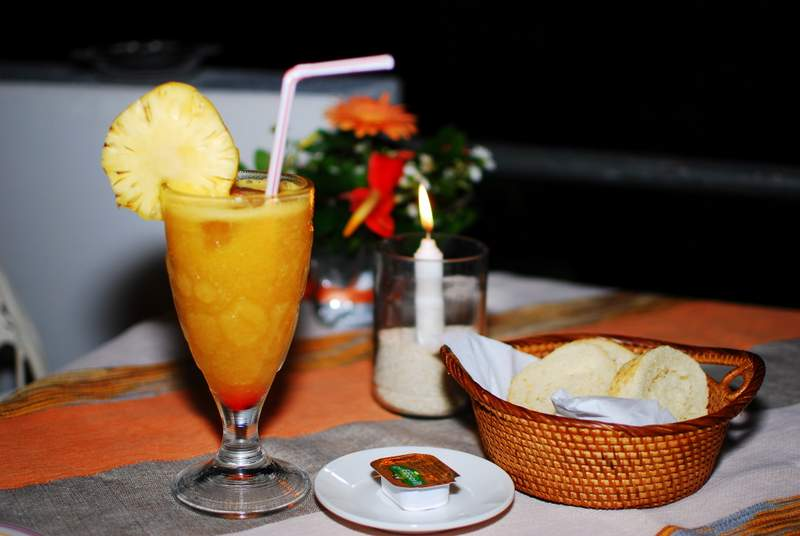 best restaurant in Mauritius chez tino mauritius