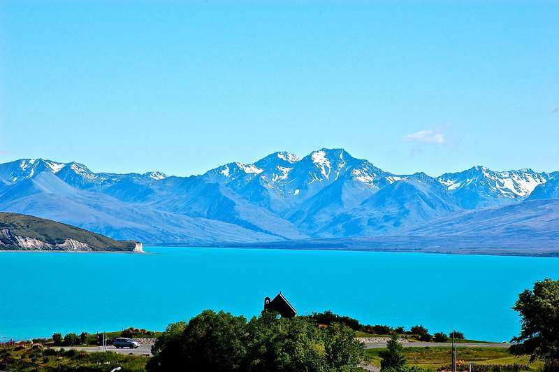 Travel Blog New Zealand