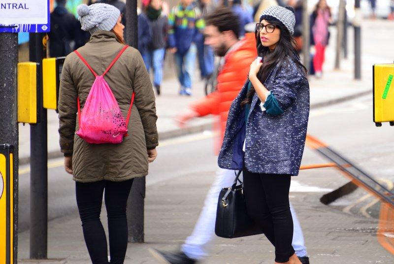 Hipster travel fashion
