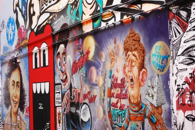 The Ultimate Guide to Street Art in Berlin Mitte