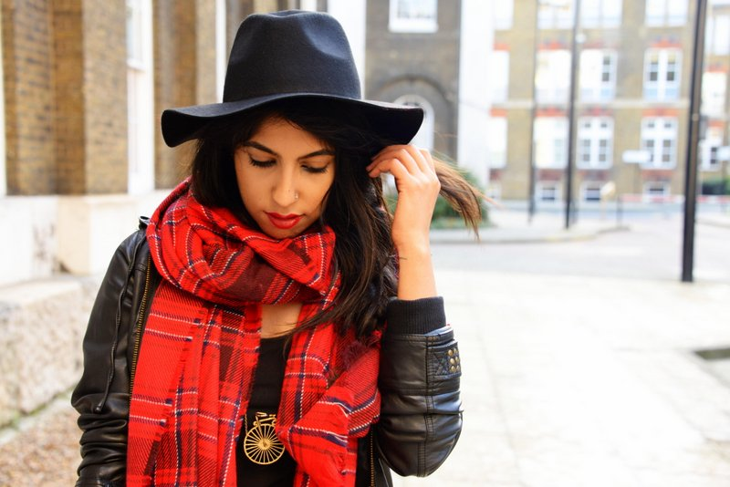 Travel Fashion Tartan trend 2