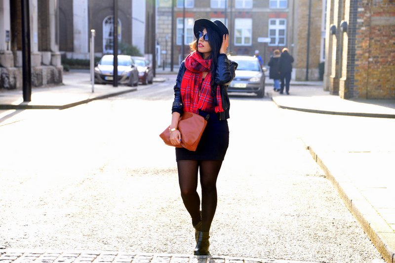 Travel Fashion Tartan trend 4