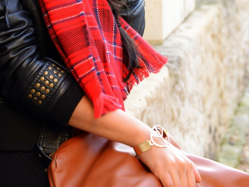 Travel Fashion Tartan trend