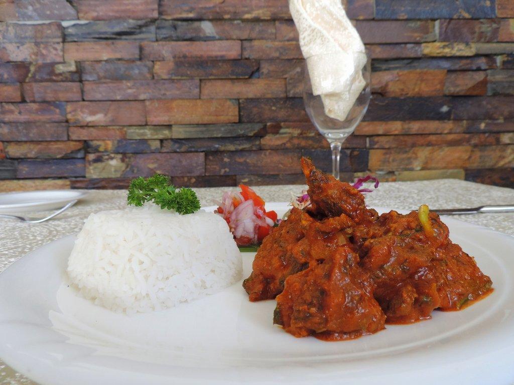 best restaurant Mauritius