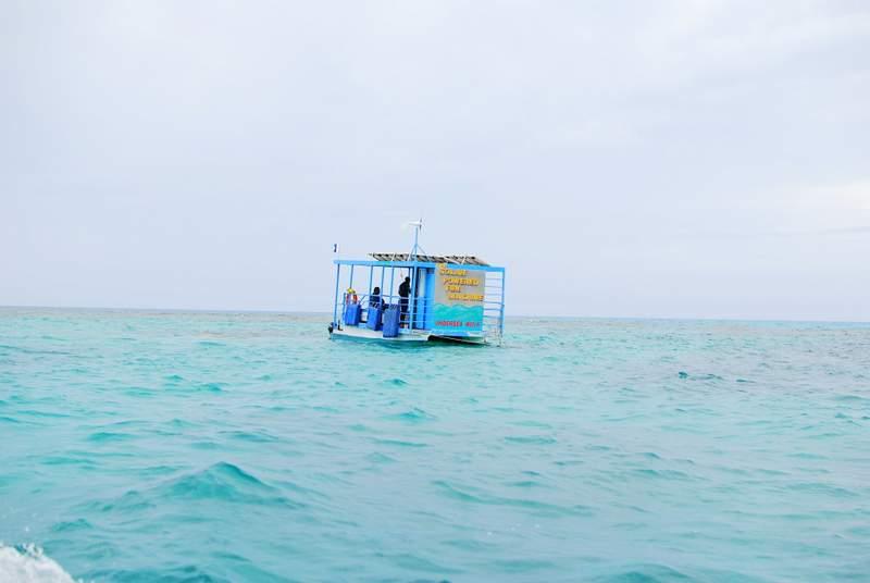 undersea walk mauritius 2