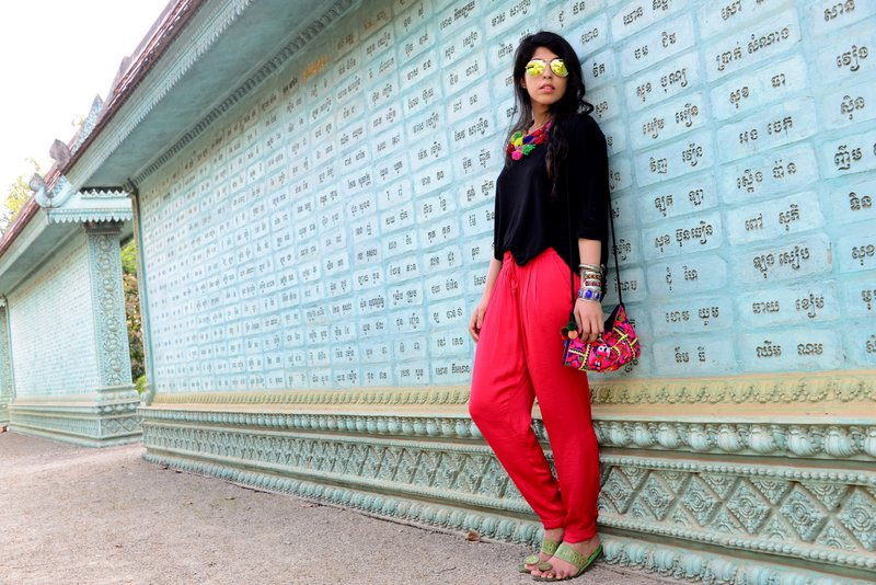 Cambodia Travel Fashion