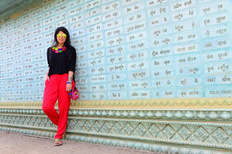 Cambodia Travel Fashion 13