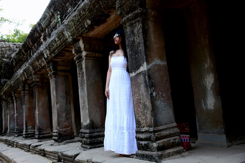 Packing for Cambodia Travel Fashion
