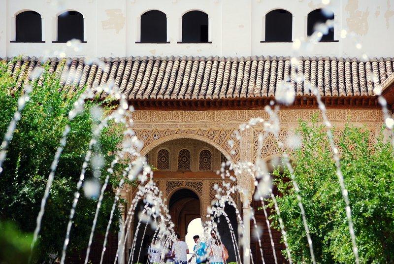 Spain Road Trip Alhambra