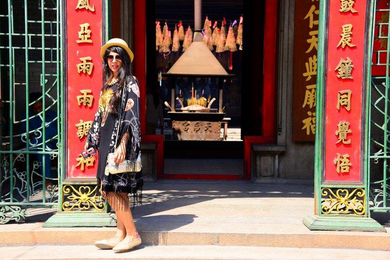 Travel Fashion in Vietnam
