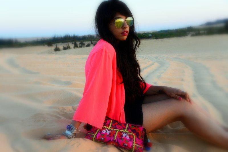 White Sand Dunes in Mui Ne Vietnam 4
