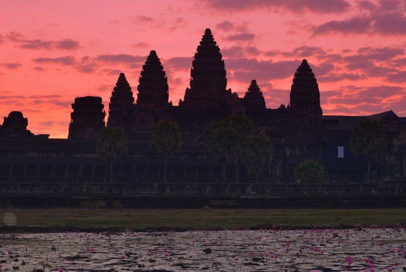 Angkor Temples - Angkor Wat