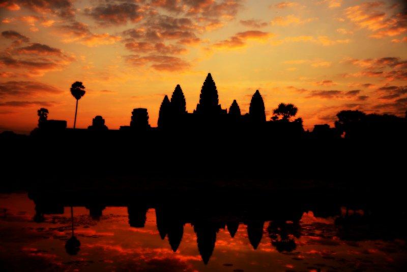 Angkor Temples itinerary - Angkor Wat