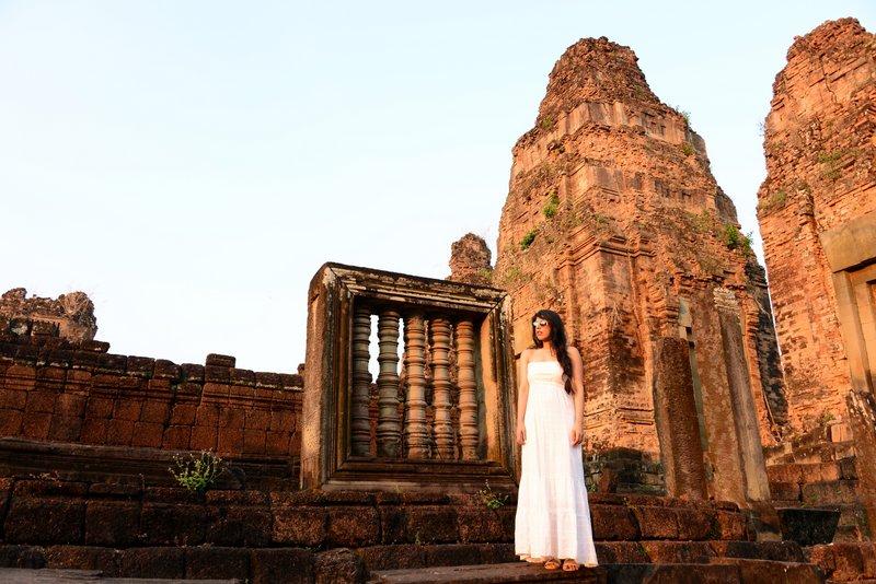 Angkor Temples Pre Rup