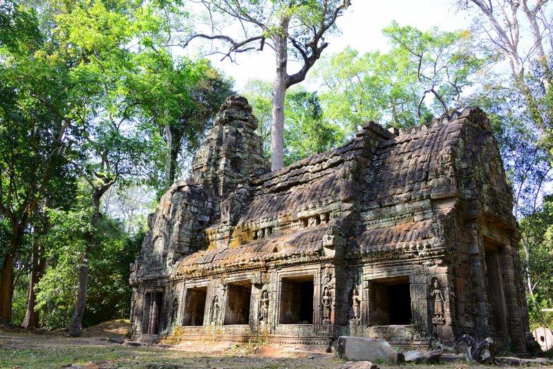 Angkor Temples Preah Khan Temple