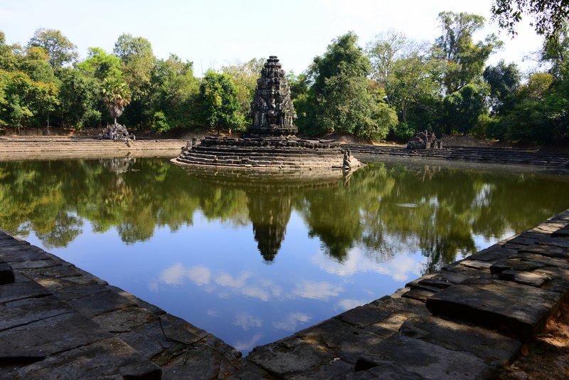 Neak Poan Angkor Temples