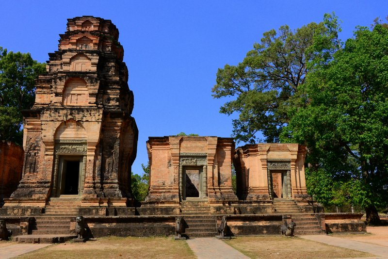 Prasat Kravan Angkor temples