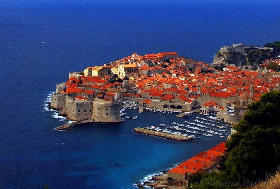 Savi Vid Bruised Passports Dubrovnik