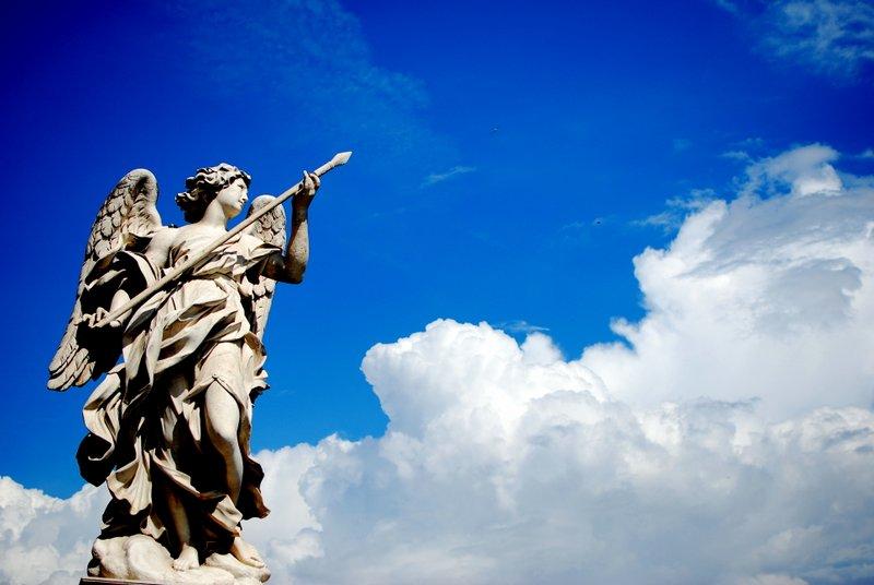 Vatican Angel Bridge