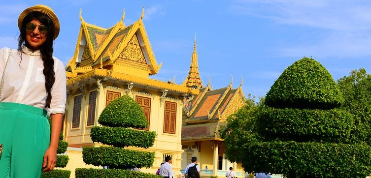 Cambodia Travel Fashion