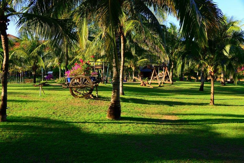 Pandanus resorts mui ne vietnam review