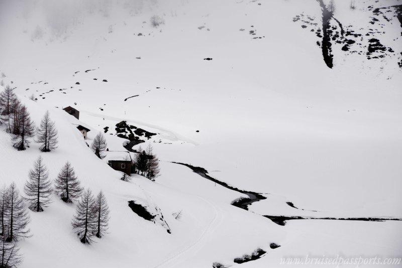 Road Trip in Switzerland Simplon Pass