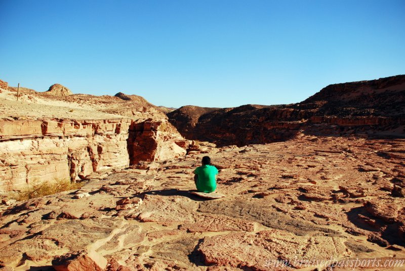 coloured canyon day trip sharm el sheikh egypt