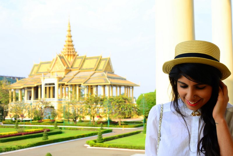 what to wear to temples in South East Asia