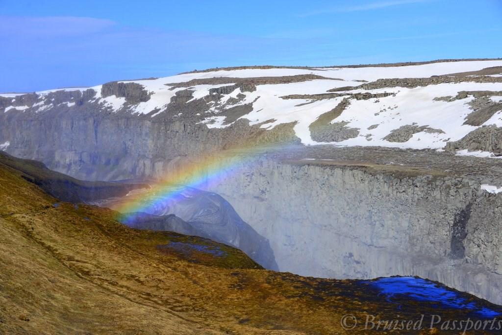 Iceland road trip dettifoss