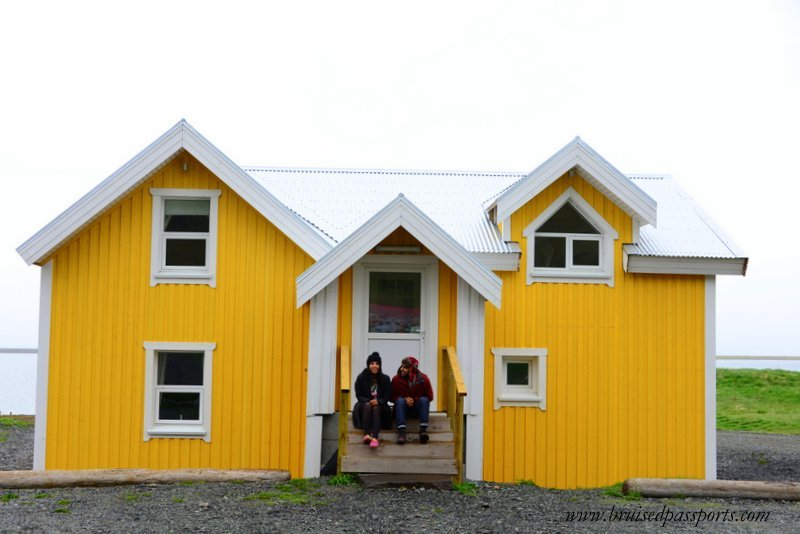 Our favourite - Guest House Hali in Iceland :-)
