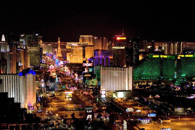 There is so much more to Vegas than gambling (photo credit - wikipedia http://en.wikipedia.org/wiki/Las_Vegas)