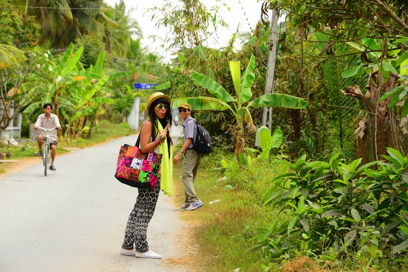 Day trip to Mekong Delta from Saigon