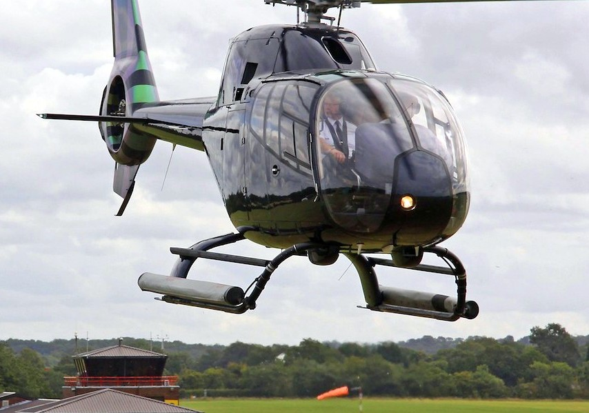 london helicopter review