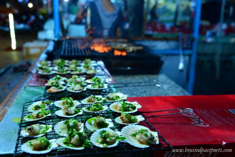 street food of vietnam