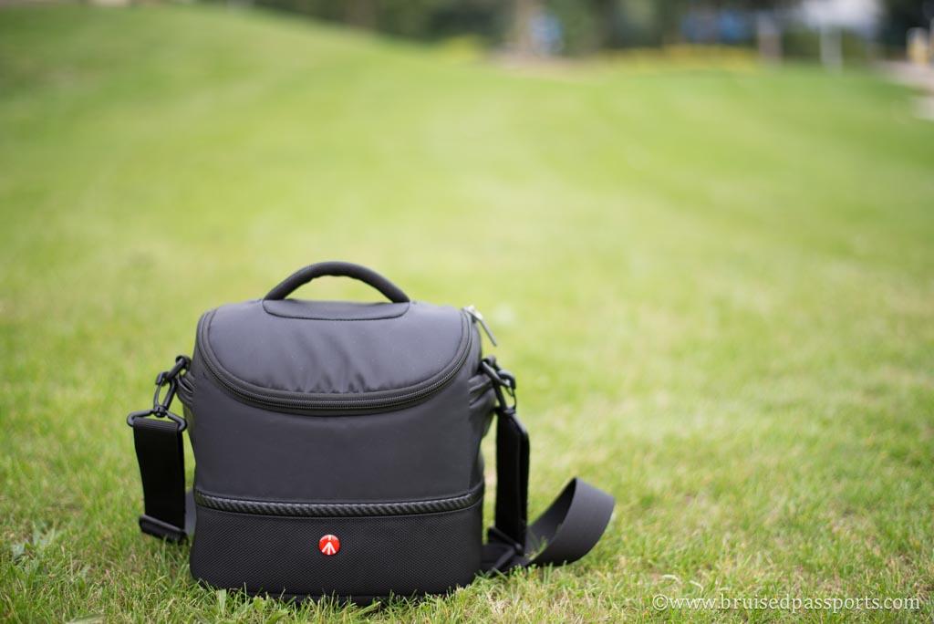 Manfrotto Advance Shoulder Bag for Travels
