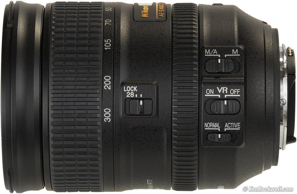 Nikon 28-300mm Travel Photography