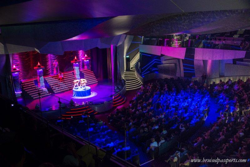 Platinum Theatre, MSC Preziosa