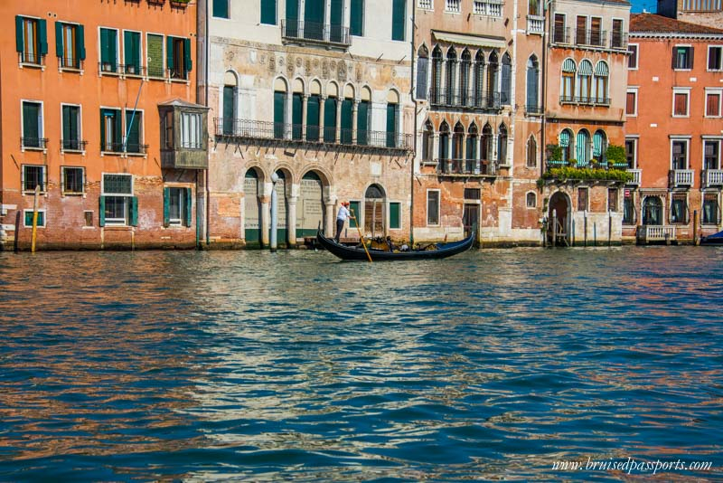 The relaxed rhythm of life in the Jewish Ghetto is a far cry from the touristy centre of Venice
