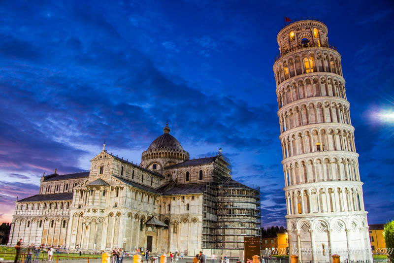 Pisa in a day