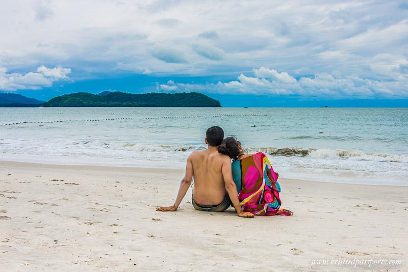 Casa Del Mar Langkawi  beach