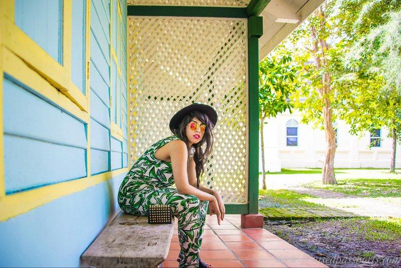 travel fashion langkawi