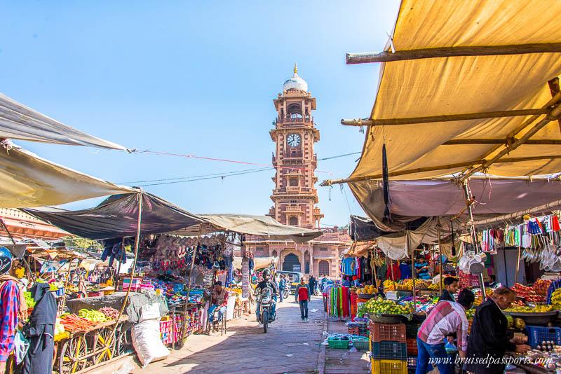things to do in jodhpur Sardar Market