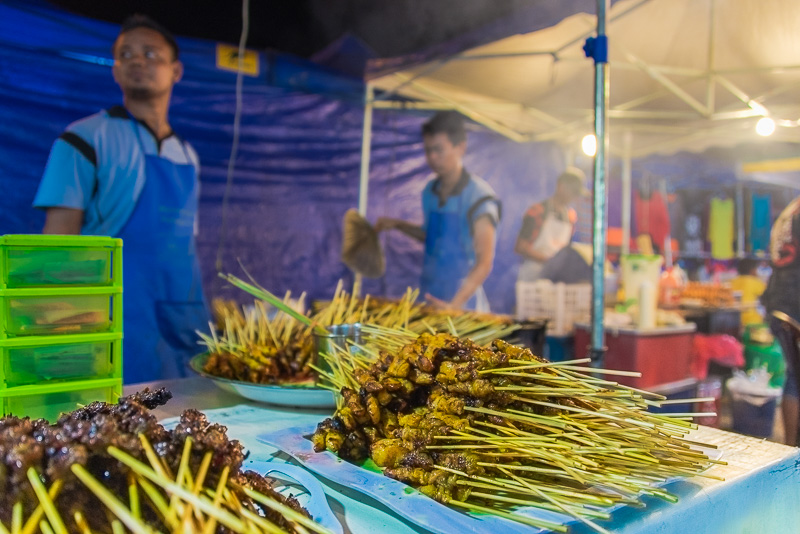 Things to do in Langkawi street food