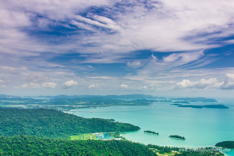 things to do in Langkawi cable car