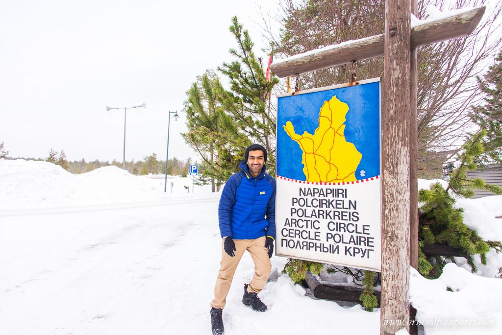 Lapland Itinerary Rovaniemi
