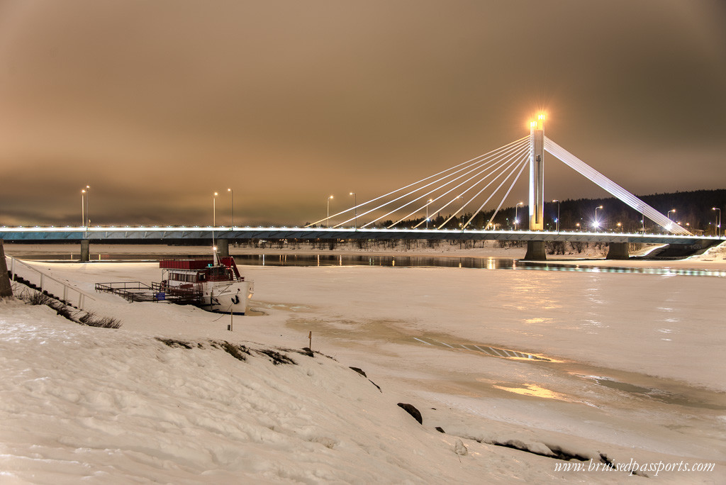 Lapland Itinerary Santa Claus hotel Rovaniemi